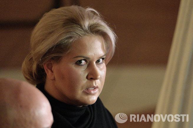 Рассмотрение ходатайства следствия о продлении срока домашнего ареста Е. Васильевой