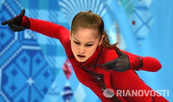 Олимпиада 2014. Фигурное катание. Женщины. Произвольная программа