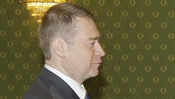 Президент Республики Марий Эл Леонид Маркелов
