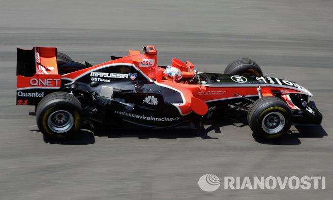 Фестиваль автомобильного спорта Формула Сочи