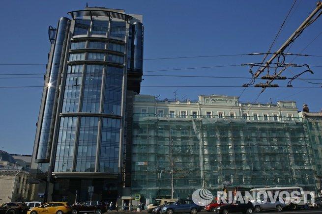 8 самых контрастных видов Москвы