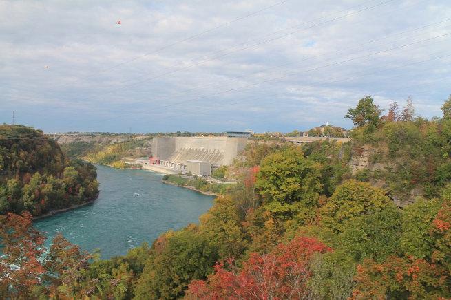 ГЭС Роберта Мозеса