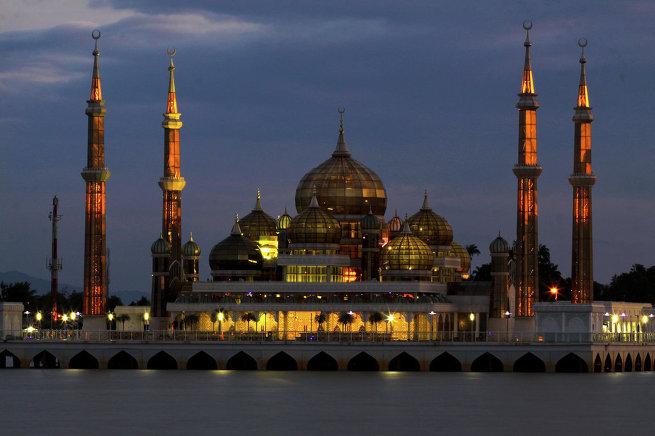 Хрустальная мечеть