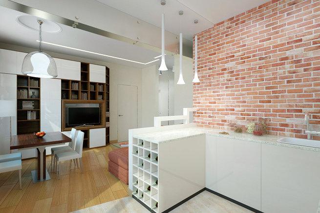 Каменные джунгли: как использовать камень в декоре жилого интерьера