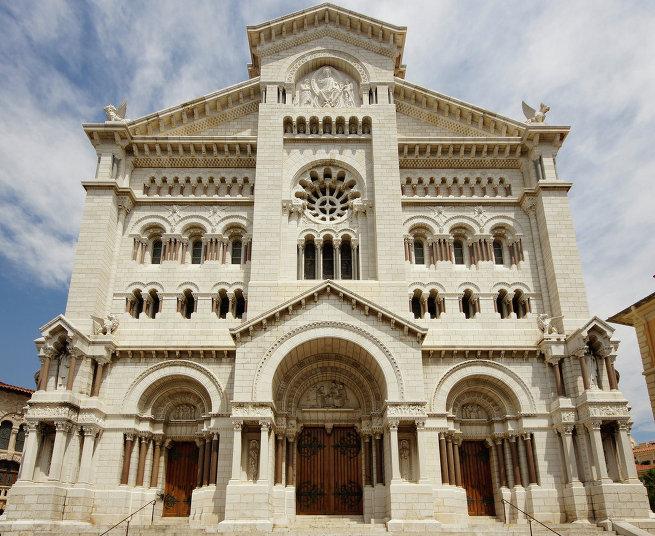 Кафедральный собор в Монако