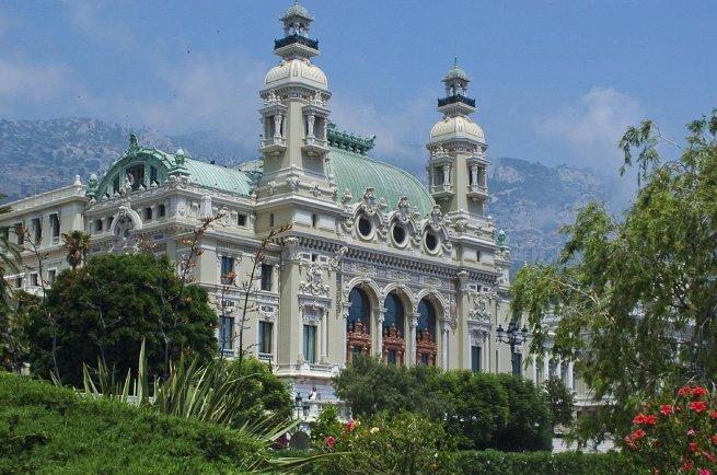 Оперный театр Монако