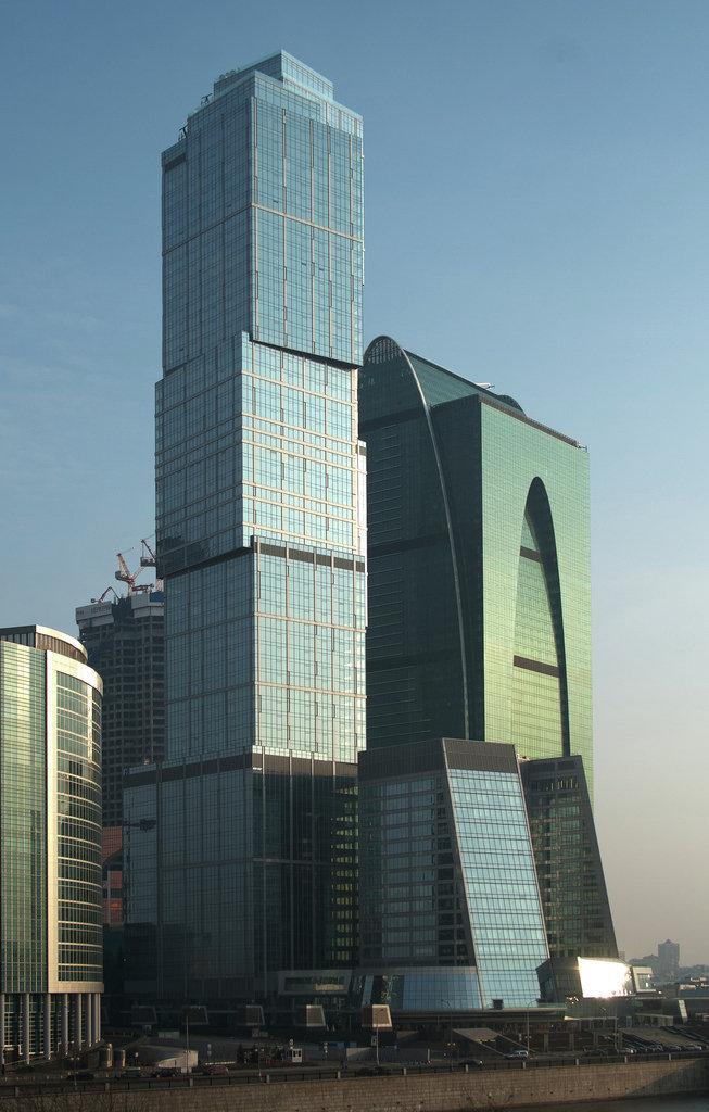 Многофункциональный комплекс Город столиц
