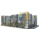 Проект типового жилья ГВСУ Центр