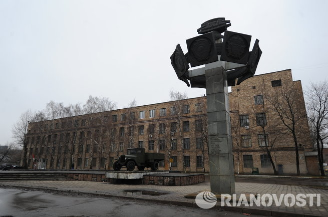 Здание Завода имени И. А. Лихачева