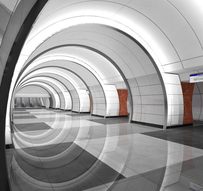 Проект станции Фонвизинская