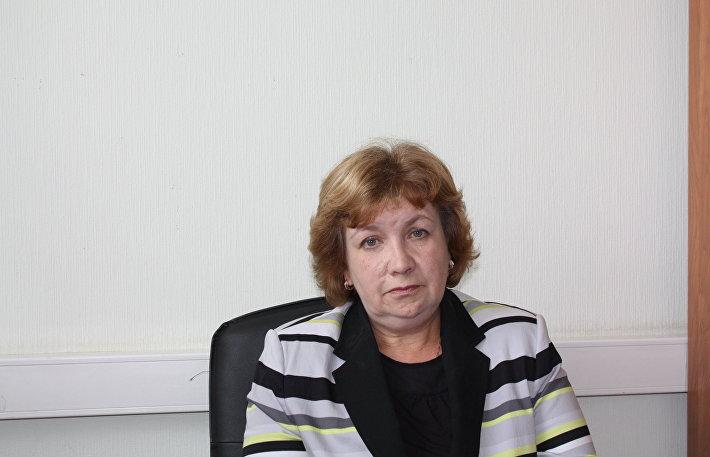 Глава Экспертно-методического управления Фонда РЖС Марина Никонорова