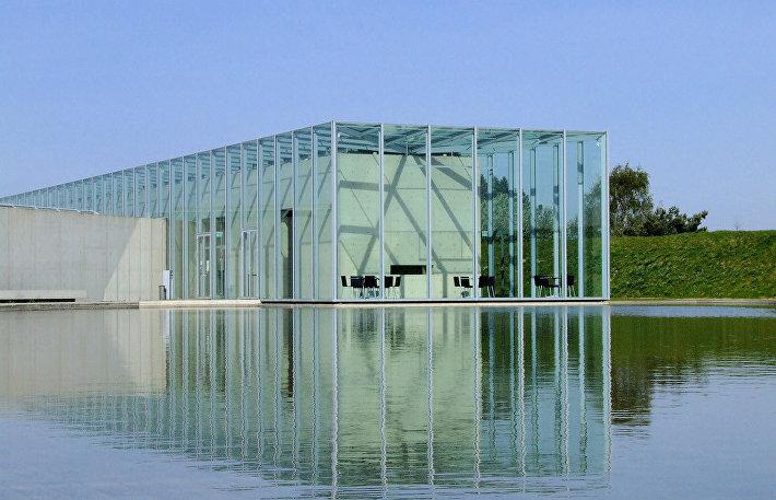 Фонд Ланген в комплексе Музейного острова Хомбройх