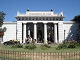 Кладбище Реколета (вход)