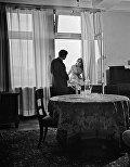 В одном из номеров гостиницы «Украина»