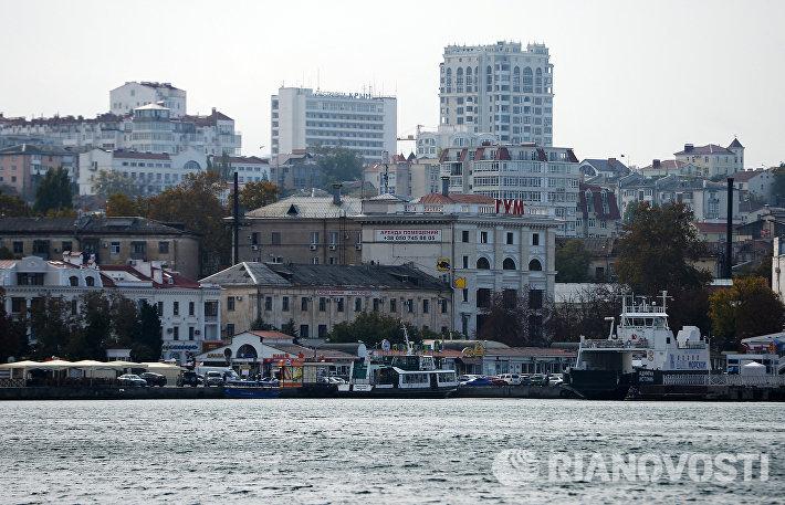 Города России. Севастополь