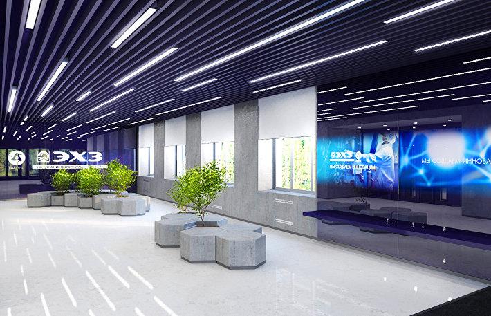 Атомный дизайн: каким увидели архитекторы новое пространство Росатома