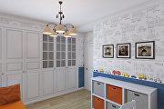 Игра в прятки: как вписать в интерьер встроенный шкаф