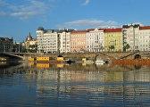 Дома в Праге (Чехия)
