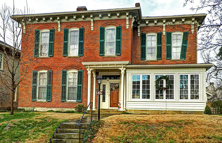 Дом в штате Огайо