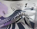 Дизайн интерьера от Захи Хадид