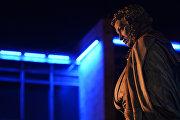 Акция Light It Up Blue