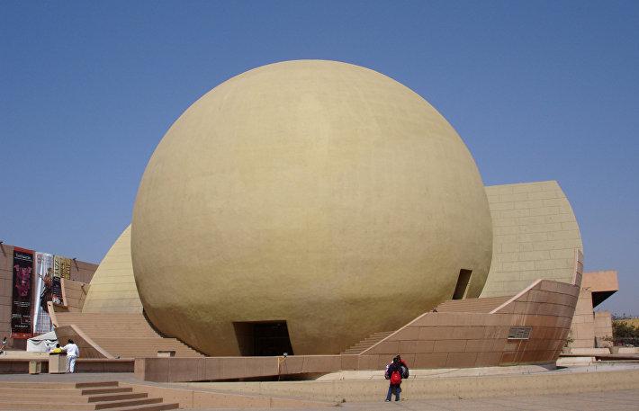 Культурный центр в Тихуане