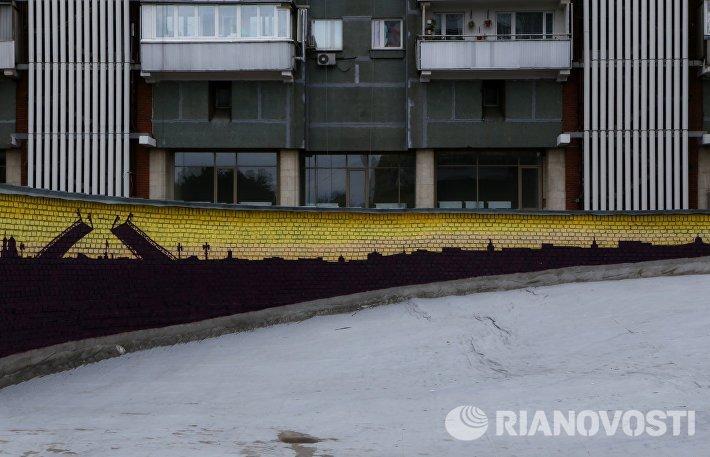 Виды жилого комплекса Лебедь на Ленинградском проспекте в Москве