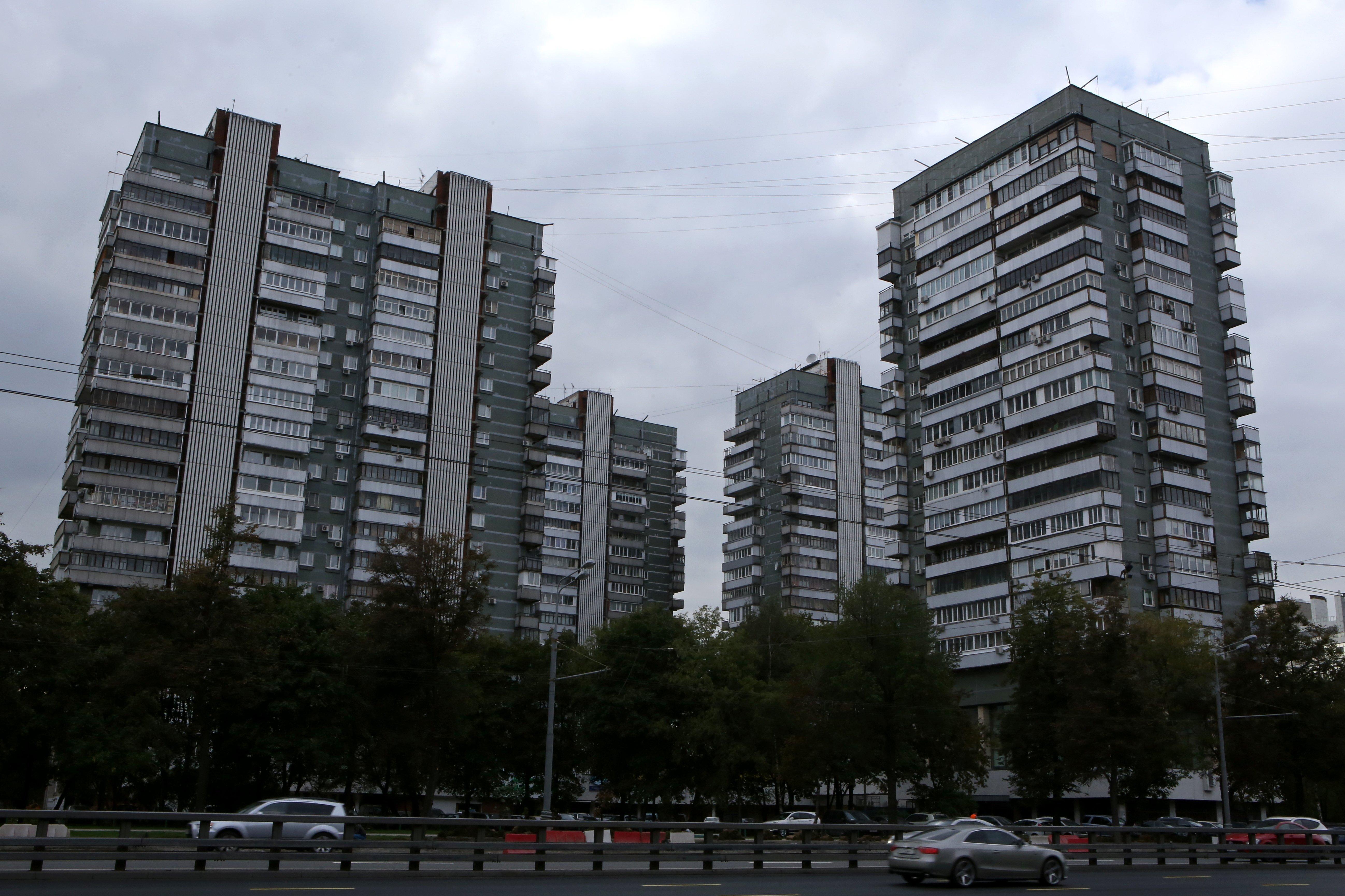 ЖК Лебедь в Москве