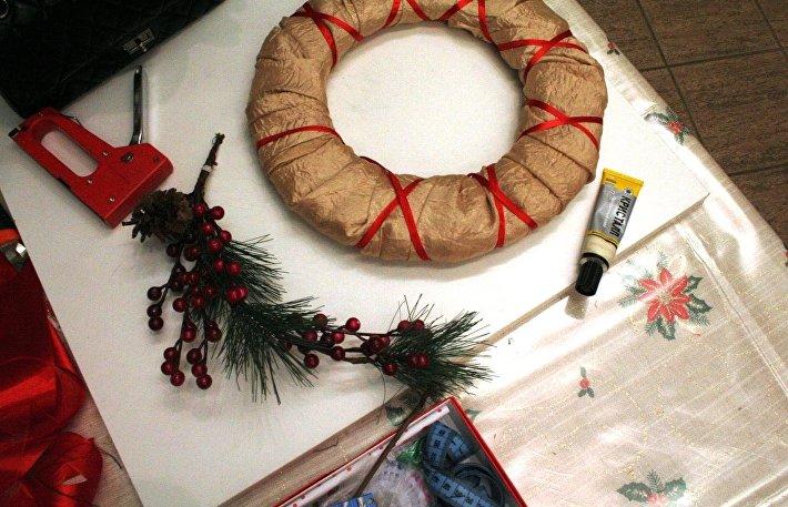 Праздничный новогодний декор 17