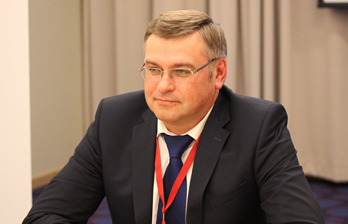 Глава города Норильск Олег Курилов