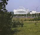 Здание цирка в городе Кишиневе