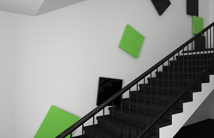 Смелая геометрия: как применять острые формы и ломаные узоры в декоре дома