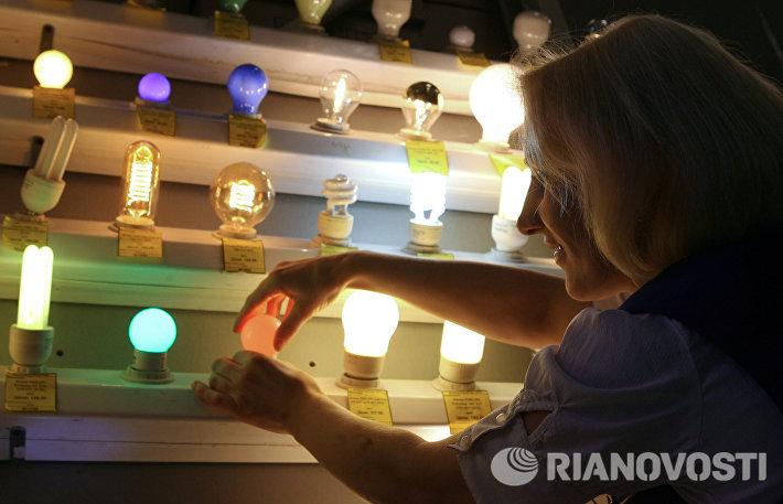 Осветительные лампы