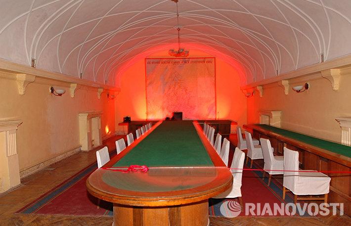 Бункер И. В. Сталина