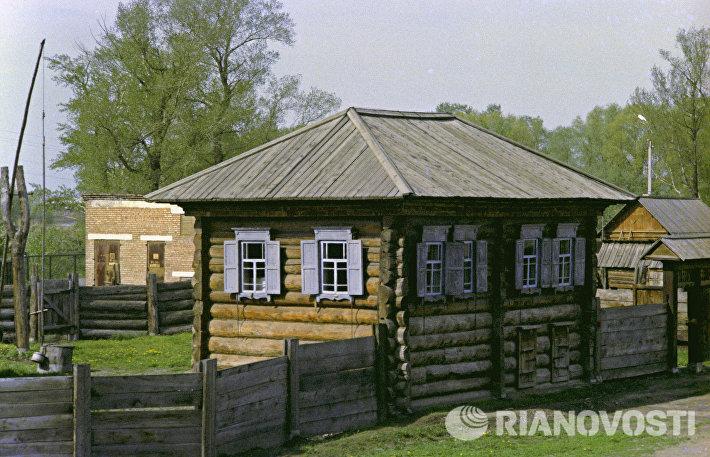 Шушенский музей-заповедник Сибирская ссылка В.И. Ленина