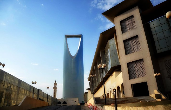 Королевская башня Эр-Рияда