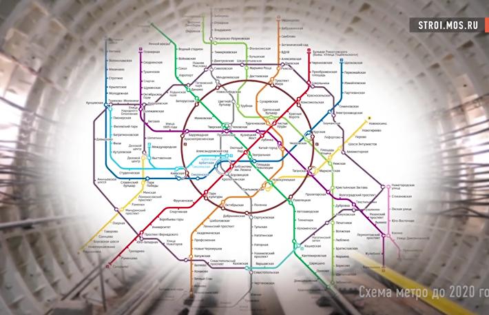 Как строят второе кольцо метро: станции Петровский парк и Нижняя Масловка