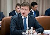 Руководитель Департамента городского имущества города Москвы Владимир Ефимов
