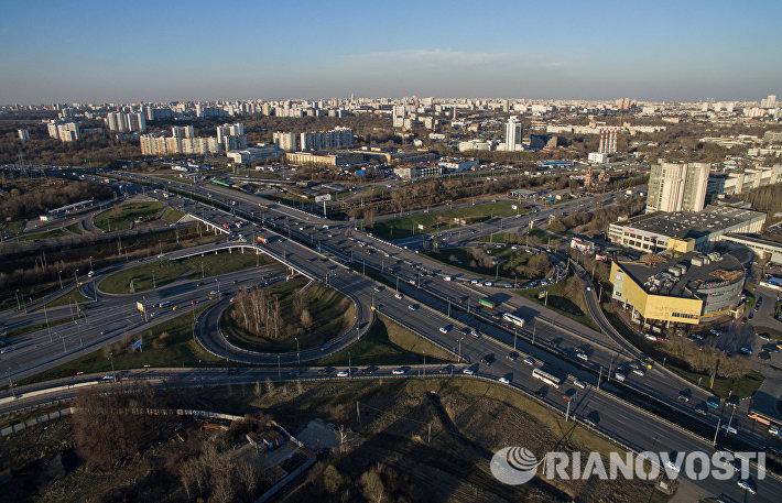Города России. Красногорск