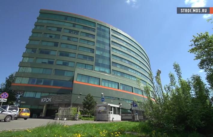 Офис нового поколения появился в промзоне Серп и Молот