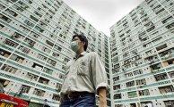 Первый построенный в Гонконге ЖК с лифтами
