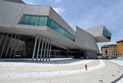 MAXXI — Национальный музей искусств XXI века