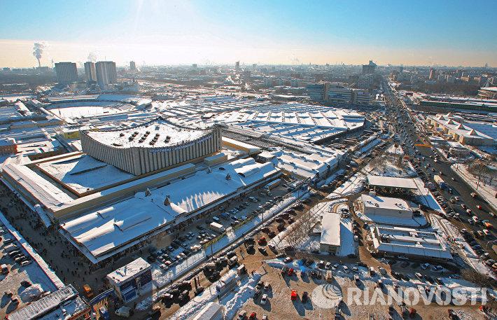 Рынок Черкизовский