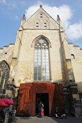 Книжный магазин в доминиканской церкви в Голландии