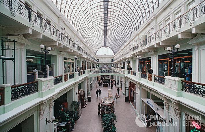 Москва, универмаг,  Петровский пассаж