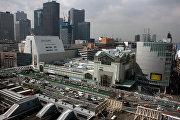 Shinjuku Station, Токио, Япония