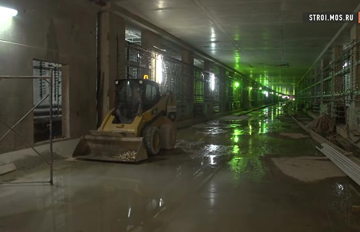 Какой будет станция метро Ховрино, которую откроют в 2017 году