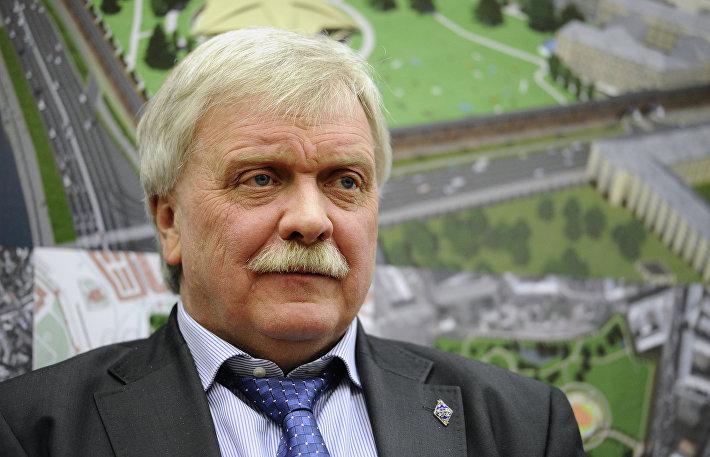Президент Российской академии архитектуры и строительных наук Александр Кузьмин