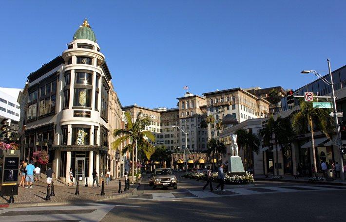 Beverly Hills a Four Seasons Hotel, Беверли-Хиллз, США