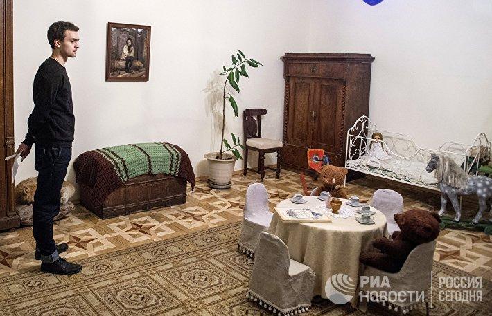Дом-музей Марины Цветаевой в Москве
